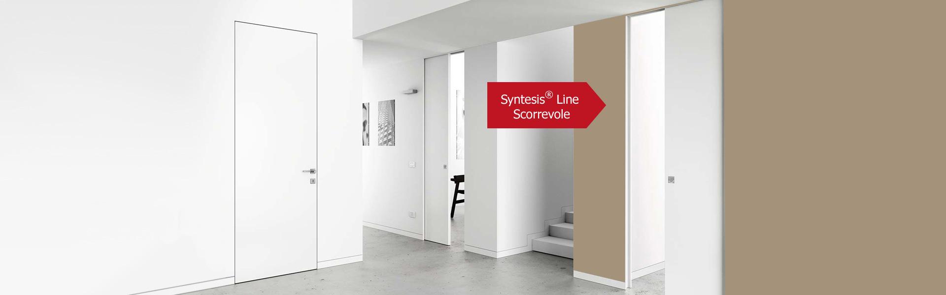 Syntesis Line Scorrevole